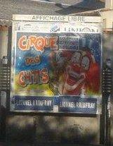 Lionnel fait son cirque